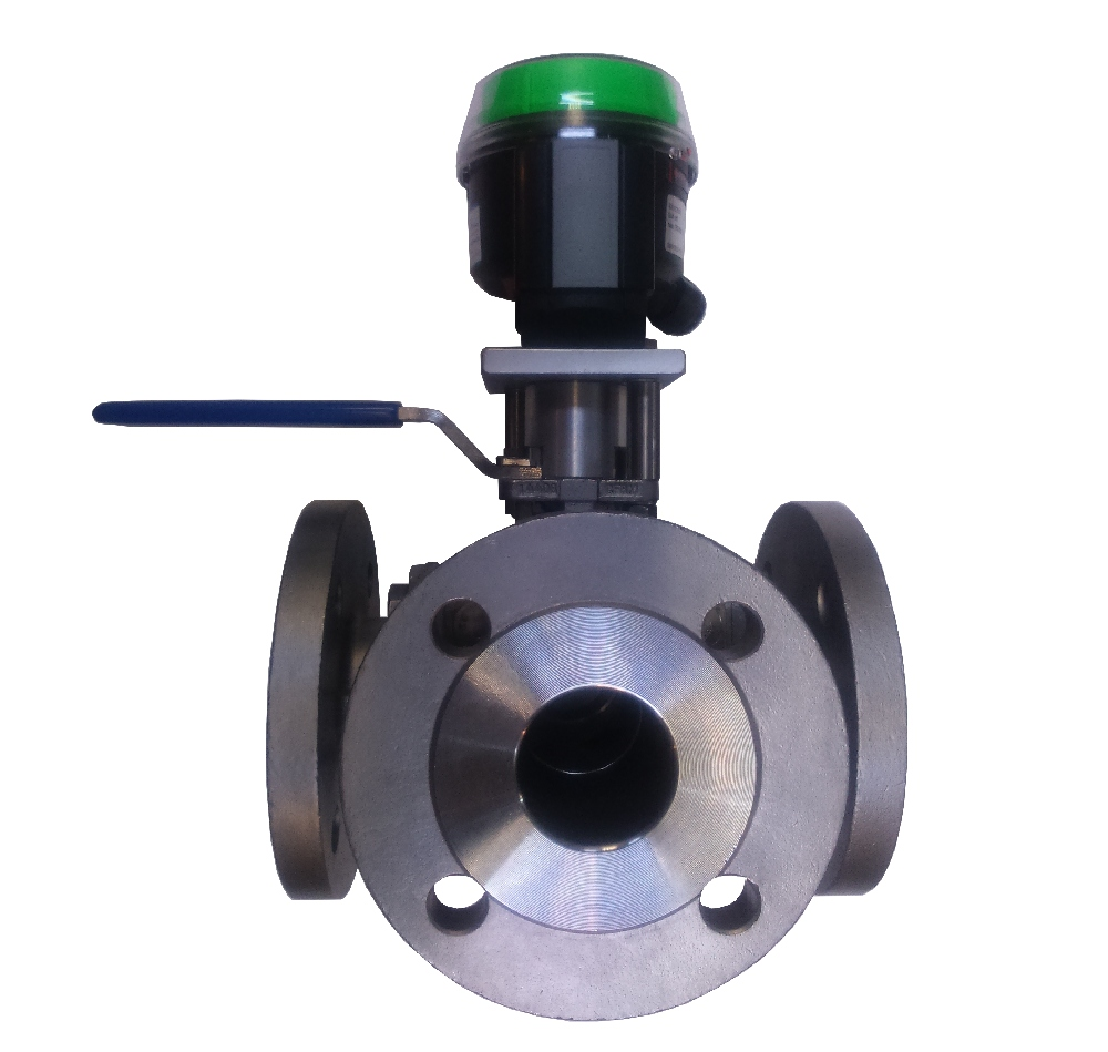 TRIPOTNI VENTIL Z INDIKATORJEM THREE WAY